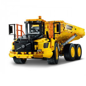 Giocattoli da costruzione lego Technic 42114 Dumper articolato Volvo (6x6)