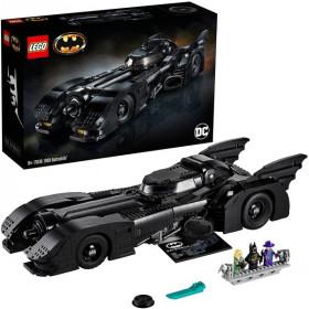 Giocattoli di costruzione LEGO 76139 DC Super Heroes 1989 Batmobile