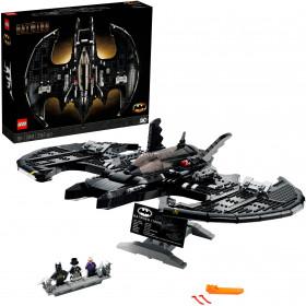 Giocattoli di costruzione LEGO 76161 DC Super Heroes 1989 Bat-aereo