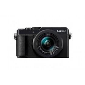 Fotocamera Digitale Compatta Panasonic Lumix DMC-LX100 II Black Garanzia FOWA 4 anni✔
