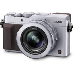 Fotocamera Digitale Compatta Panasonic Lumix DMC- LX100 Silver Garanzia FOWA 4 anni✔