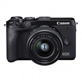 Canon EOS M6 Mark II + 15-45mm Black