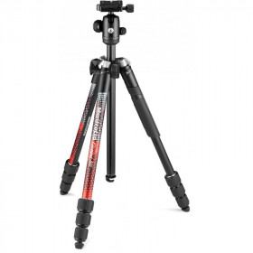 Manfrotto Element kit treppide MII MKELMII4RD-BH, Rosso