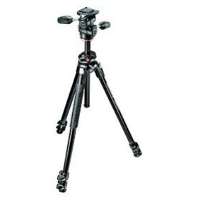 Manfrotto Kit 290 DUAL con testa 3 vie