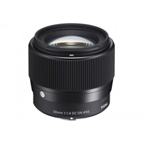 Obiettivo Sigma 56mm F1.4 DC DN Contemporary MFT Micro 4/3