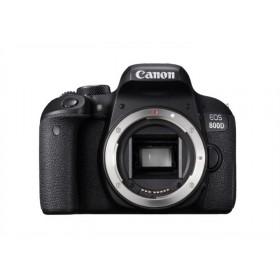 Fotocamera Digitale Reflex Canon EOS 800D Body (Solo Corpo Macchina) Black