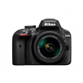Fotocamera Digitale Reflex Nikon D3400 Kit + AF-P 18-55mm Nikon VR