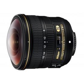 Nikon AF-S Fisheye Nikkor 8-15mm F/3.5-4.5G ED