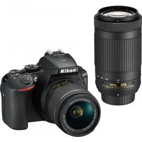 Fotocamera Digitale Reflex Nikon D3500 + AF-P 18-55mm VR + AF-P 70-300mm VR