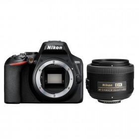 Fotocamera Digitale Reflex Nikon D3500 + 35mm f/1.8G