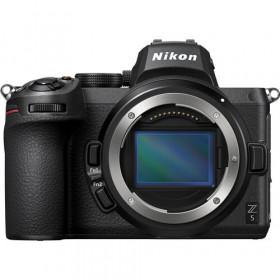 Fotocamera Mirrorless Nikon Z5 + adattatore FTZ (ENG)