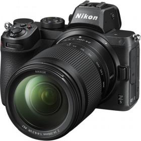 Fotocamera Mirrorless Nikon Z5 + 24-200 mm (ENG)