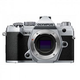 Fotocamera MIrrorless Olympus OM-D E-M5 Mark III Silver + Zuiko 14-42mm EZ