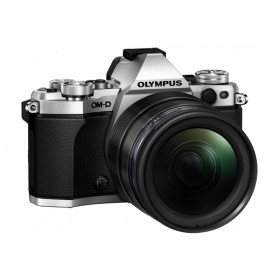 Fotocamera Mirrorless Olympus OM-D E-M5 Mark II Kit 12-40mm Silver