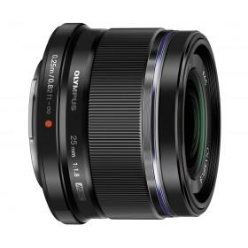 Olympus M.ZUIKO DIGITAL 25mm F1.8 (Black)