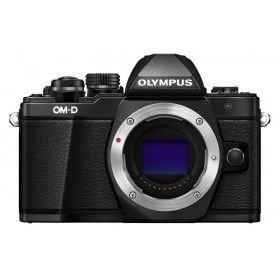 Fotocamera Mirrorless Olympus OM-D E-M10 Mark II Body (Solo Corpo) Black