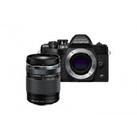 Fotocamera Mirrorless Olympus OM-D E-M10 Mark IV + 14-150mm Black