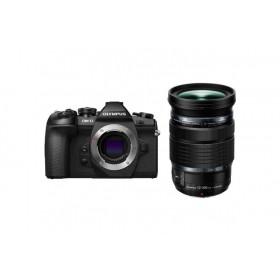 Fotocamera Mirrorless Olympus OM-D E-M1 Mark II Black + 12-100mm Pro