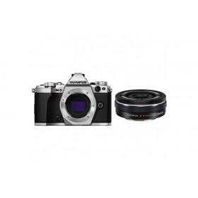 Fotocamera Mirrorless Olympus OM D E-M5 Mark II Kit 14-42mm EZ Silver