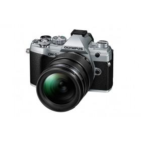 Fotocamera MIrrorless Olympus OM-D E-M5 Mark III Silver + Zuiko 12-40mm F2.8