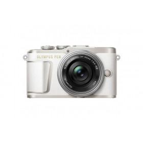 Olympus PEN E-PL9 Body White + 14-42mm EZ
