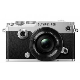 Olympus PEN-F Silver + 14-42mm II