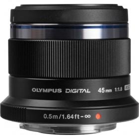 Obiettivo Olympus M.ZUIKO ED 45mm f/1.8 (Black)