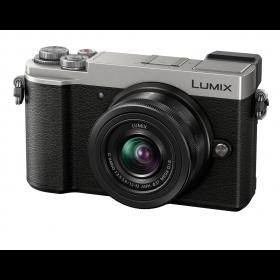 Panasonic Lumix DMX-GX9 + 12-32 Silver