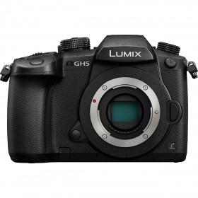 Fotocamera Mirrorless Panasonic LUMIX DC-GH5 Body (Solo Corpo) Black