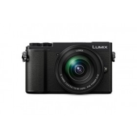 Panasonic Lumix DC-GX9 Black + 12-60mm Garanzia FOWA 4 anni✔