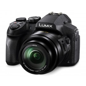 Fotocamera Bridge Panasonic LUMIX DMC-FZ300 Black