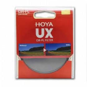 Filtro HOYA UX CIR-PL  77mm