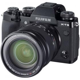 Fotocamera Mirrorless Fujifilm Finepix X-T3 Kit XF 16-80mm Black Garanzia Fujifilm Italia