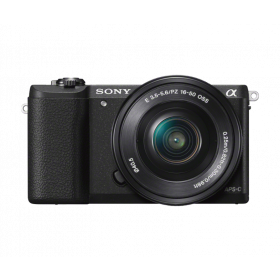 Sony Alpha 5100 a5100 ILCE-5100L Kit SEL-P 16-50mm Black