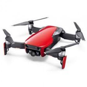 Drone DJI Mavic Air Flame Red Fly More combo Garanzia FOWA