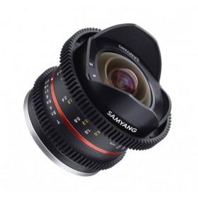 Samyang 8mm T3.1 V-DSLR UMC Fish-eye II (E-mount) Garanzia FOWA 5 anni