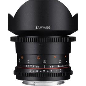 Samyang VDSLR 14mm T3,1 ED AS IF UMC Nikon
