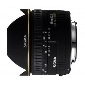 Sigma 15mm F2.8 EX DG DIAGONAL FISHEYE (Nikon) Garanzia Mtrading