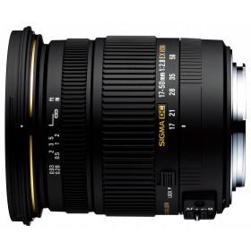 Sigma 17-50mm F/2.8 EX DC OS HSM (Canon) Garanzia Italia 3 anni
