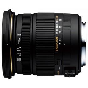 Obiettivo Sigma 17-50mm f/2.8 EX DC OS HSM (Canon)