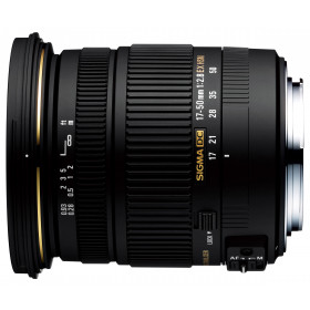 Sigma 17-50mm F/2.8 EX DC OS HSM (Nikon) Garanzia Italia 3 anni