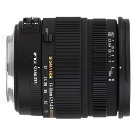 Sigma 17-70mm F2.8-4 DC MACRO HSM (Pentax)