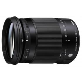 Sigma 18-300mm-F/3.5-6.3(C) DC MACRO OS HSM Canon Garanzia Italia 3 anni