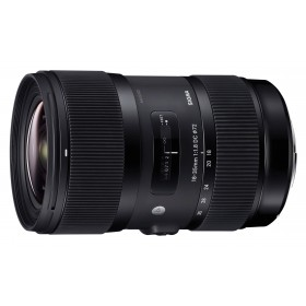 Sigma 18-35mm f/1.8 DC HSM Art (Canon)