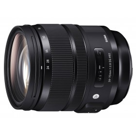 Obiettivo Sigma 24-70mm f/2.8 DG OS HSM Art (Canon)