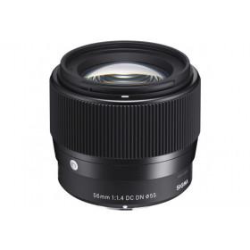 Obiettivo Sigma 56mm F1.4 DC DN Contemporary Canon EF-M Garanzia Italia 3 anni