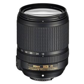 Obiettivo Nikon Nikkor AF-S DX 18-140mm f/3.5-5.6G ED VR