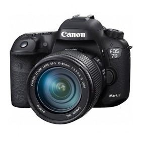 Fotocamera Digitale Reflex Canon EOS 7D Mark II Kit + 15-85mm IS