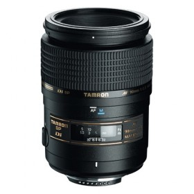 Obiettivo Tamron SP 90mm f/2.8 Di MACRO VC USD (F004) (Canon)