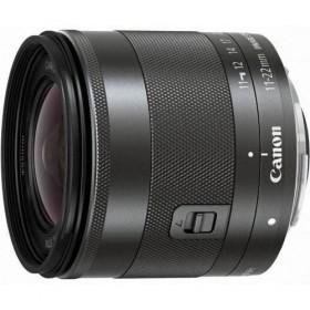 Obiettivo Canon EF-M 11-22mm F4-5.6 IS STM
